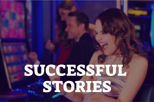 successful gambling stories