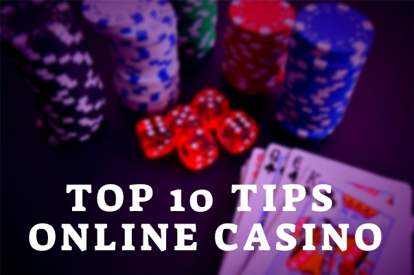 top tips online casino