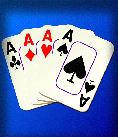 Gambling cards online