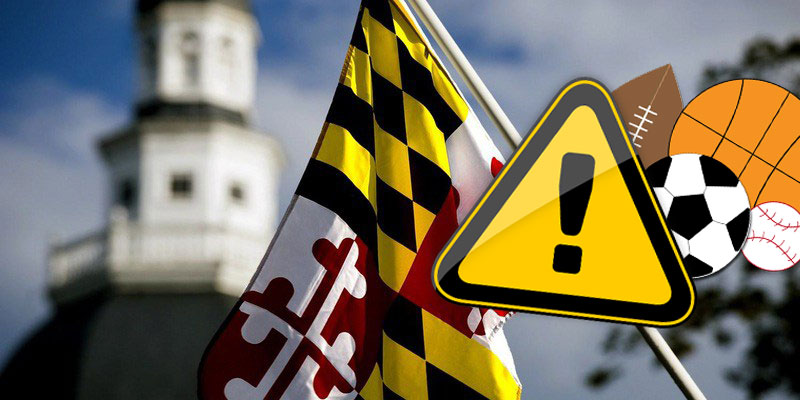 Maryland government regulation on sport betting tried to stop