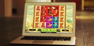 where to play online slots